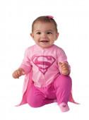 Fato Supergirl DC Comics para bebé