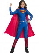 Fato Superman Menina Liga da Justiça