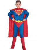 Fato Superman musculoso