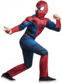 Fato The Amazing Spiderman 2 deluxe