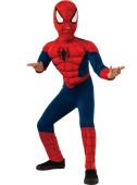 Fato Ultimate Spiderman musculoso