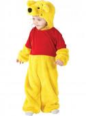 Fato ursinho Winnie the Pooh