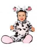 Fato Vaca bonita para bebé