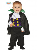 Fato Vampiro Travesso para bebé halloween