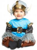Fato Viking elegante para bebé