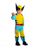 Fato Wolverine Marvel para menino