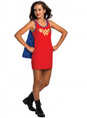 Fato Wonder Woman DC  para adolescente