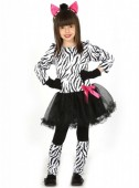 Fato Zebra coquete