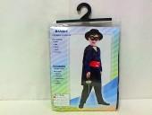 Fato Zorro com Faixa
