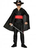 Fato Zorro mascarado