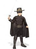 Fato Zorro para menino