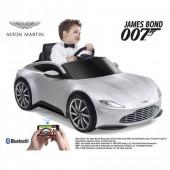 Feber Carro 007 Aston Martin com Comando Remoto