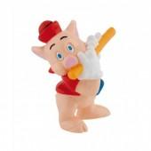 Figura 3 porquinhos - flauta