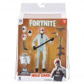 Figura + Acessórios Fortnite Wild Card