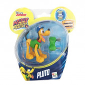 Figura Articulada do Pluto - Mickey and the Roadster Racers