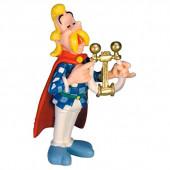 Figura Assurancetourix - Astérix e Obélix