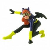 Figura Bat Girl Super Herois Girls DC