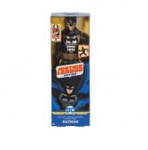 Figura Batman Steel Suit liga da justiça 30cm