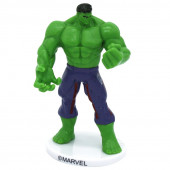 Figura Bolo Hulk 9cm