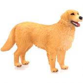 Figura Cão Golden Retriever Mojo M