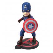 Figura Capitão América Avengers 18cm