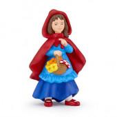Figura Capuchinho Vermelho Papo