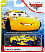 Figura Carro Cruz Ramírez Dinoco - Cars 3