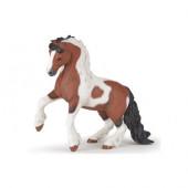 Figura Cavalo Cob Irlandês Papo