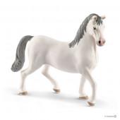 Figura Cavalo Garanhão Lipizzaner