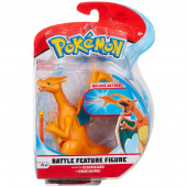 Figura Charizard Pokémon com Mecanismo