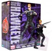 Figura coleção Arqueiro Avengers Now PVC