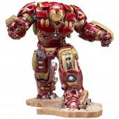 Figura coleção Hulkbuster Iron Man Avengers Age of Ultron PVC