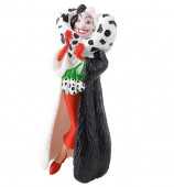 Figura Cruela de Vil 101 Dalmatas Disney