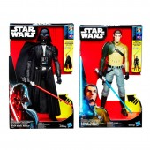 Figura Darth Vader e  Kanan Jarrus - Star Wars