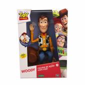 Figura de Ação com Voz - Woody Toy Story 4
