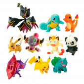 Figura de combate Pokemon - sortido