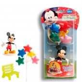 Figura decoração de bolo Mickey Disney