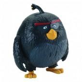 Figura Deluxe Falante Angry Birds Bomb