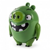 Figura Deluxe Falante Angry Birds Pigs