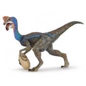 Figura Dinossaro Oviraptor Azul Papo