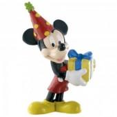Figura Disney Mickey Aniversário