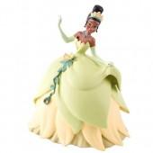 Figura Disney Princesa Tiana  e o Sapo