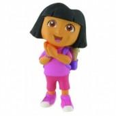Figura Dora Exploradora Ilusão 7cm - C