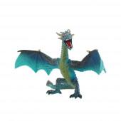 Figura Dragão Azul
