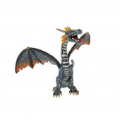 Figura Dragão Cinza