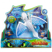Figura Dragão Deluxe Lightfury