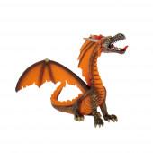 Figura Dragão Laranja
