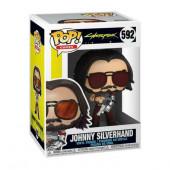 Figura Funko POP! Cyberpunk 2077 - Johnny Silverhand II