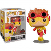 Figura Funko POP! DC Comics - Kid Flash (Special Edition)
