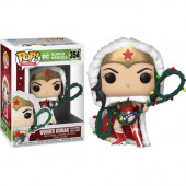 Figura Funko POP! DC Super Heroes - Wonder Woman with String Lights Lasso